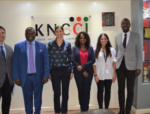 KNCCI MEETING WITH THE WORLD BANK GROUP