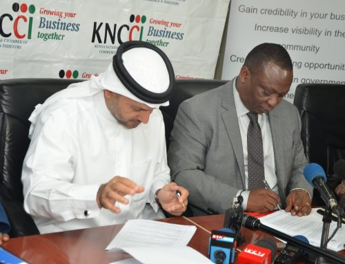 Kenya UAE trade lobbies sign MoU to boost bilateral ties