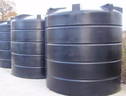 TIKA donates water tanks to Baringo IDPs.