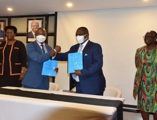 Burundi, Kenya business lobbies sign deal for trade and investments.